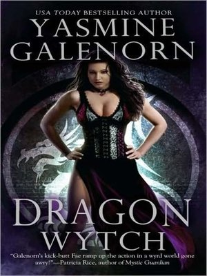 cover image of Dragon Wytch