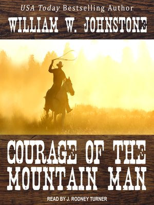 cover image of Courage of the Mountain Man