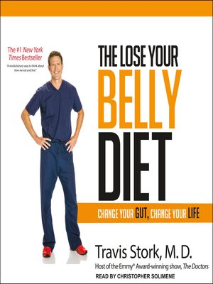 cover image of The Lose Your Belly Diet