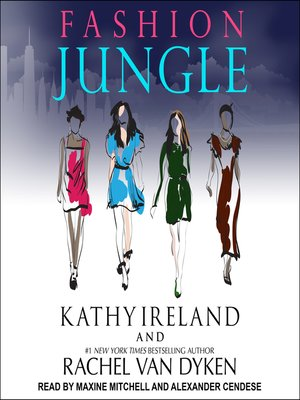 cover image of Fashion Jungle