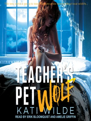 cover image of Teacher's Pet Wolf