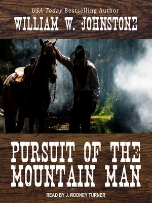 cover image of Pursuit of the Mountain Man