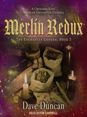 cover image of Merlin Redux
