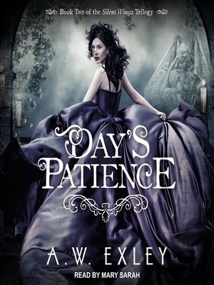 cover image of Day's Patience