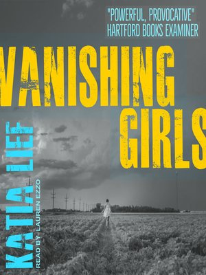 cover image of Vanishing Girls