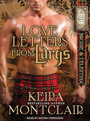 cover image of Love Letters from Largs--Brodie and Celestina