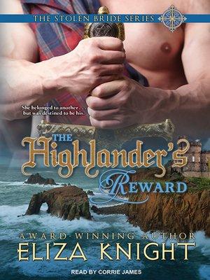 cover image of The Highlander's Reward