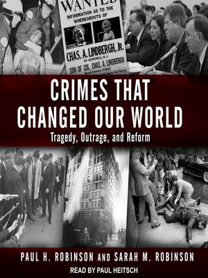 cover image of Crimes That Changed Our World