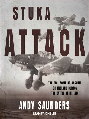 cover image of Stuka Attack