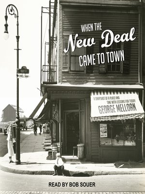 cover image of When the New Deal Came to Town