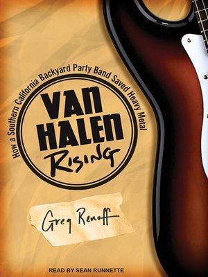 cover image of Van Halen Rising