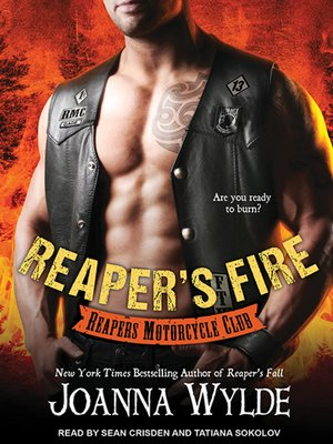 cover image of Reaper's Fire