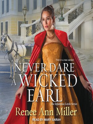 cover image of Never Dare a Wicked Earl