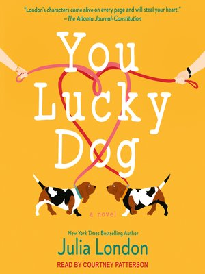 cover image of You Lucky Dog