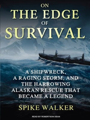 cover image of On the Edge of Survival