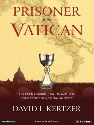 cover image of Prisoner of the Vatican