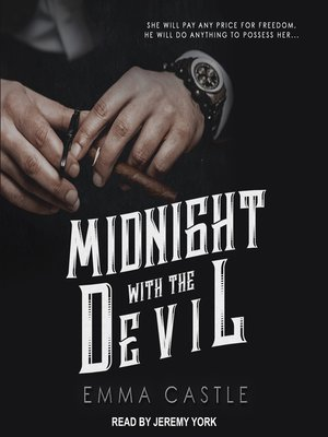 cover image of Midnight with the Devil