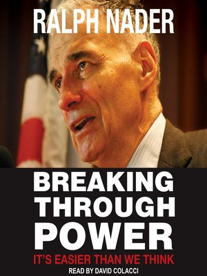 cover image of Breaking Through Power