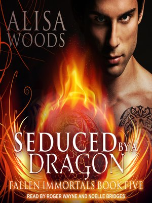 cover image of Seduced by a Dragon
