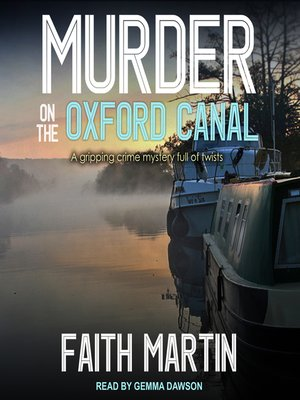 cover image of Murder on the Oxford Canal