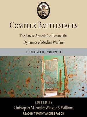 cover image of Complex Battlespaces