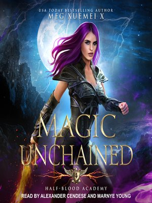 cover image of Magic Unchained