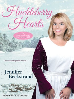 cover image of Huckleberry Hearts