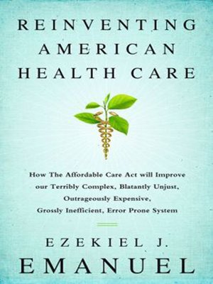 cover image of Reinventing American Health Care