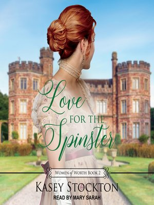 cover image of Love for the Spinster