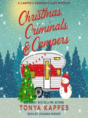 cover image of Christmas, Criminals, & Campers