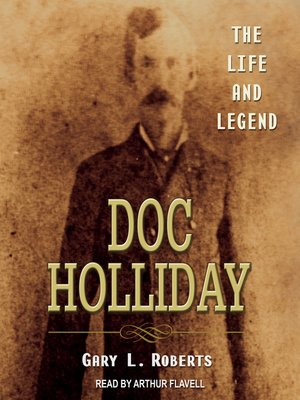 cover image of Doc Holliday