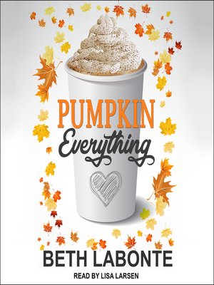 cover image of Pumpkin Everything