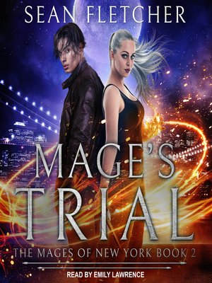 cover image of Mage's Trial