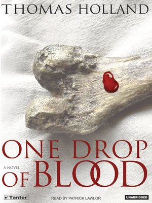 cover image of One Drop of Blood