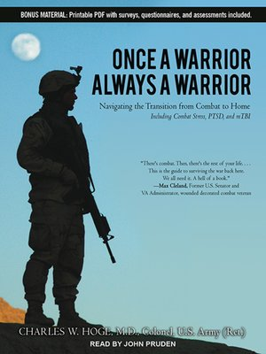 cover image of Once a Warrior—-Always a Warrior