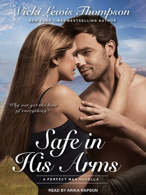 cover image of Safe in His Arms