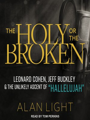 cover image of The Holy or the Broken