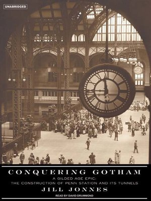 cover image of Conquering Gotham