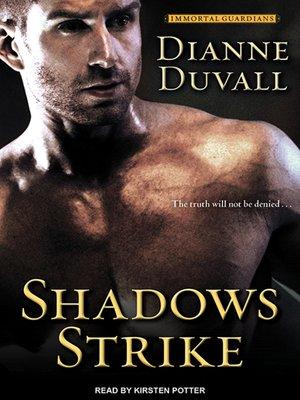 cover image of Shadows Strike