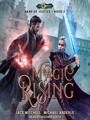 cover image of Magic Rising