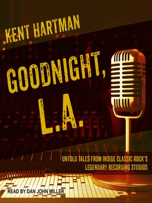 cover image of Goodnight, L.A.