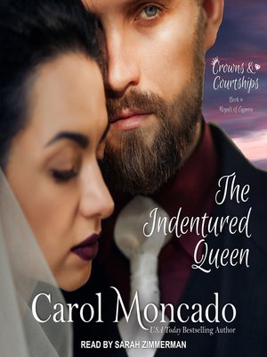 cover image of The Indentured Queen
