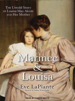 cover image of Marmee and Louisa