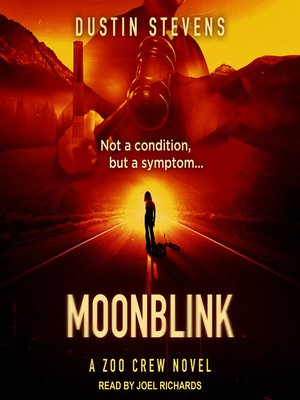 cover image of Moonblink