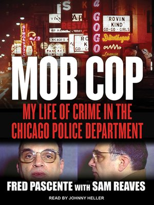 cover image of Mob Cop