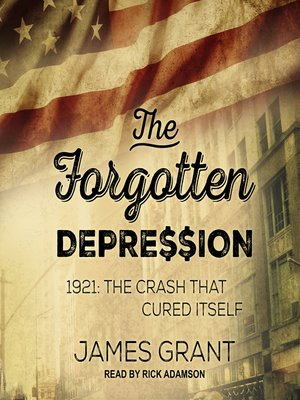 cover image of The Forgotten Depression
