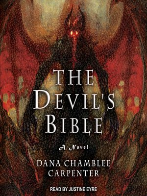 cover image of The Devil's Bible--A Novel