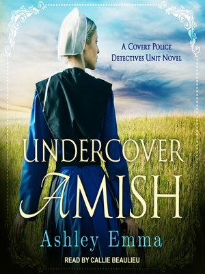 cover image of Undercover Amish