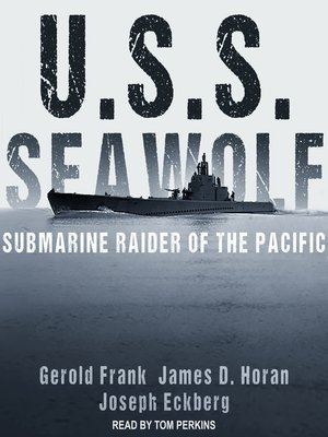 cover image of U.S.S. Seawolf