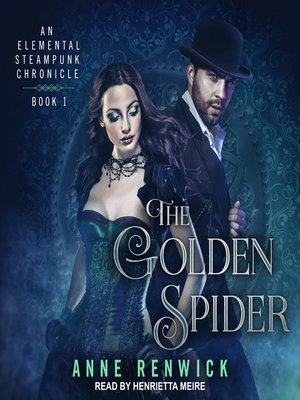 cover image of The Golden Spider
